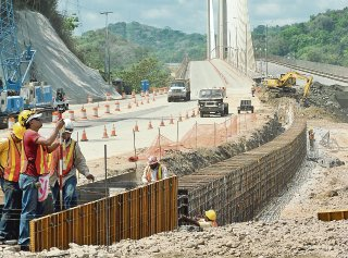 Repairs to the Centenario Bridge: $33 Million